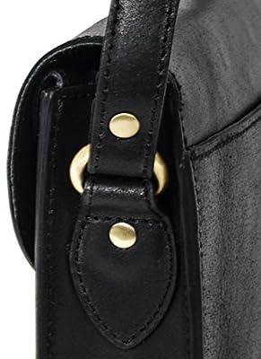 """Handtasche aus Leder für Damen Gusti Leder studio """"Zoey"""" Umhängetasche Freizeittasche Shoppingtasche Shopping Bag Vintage Abendtasche Ledertasche Schwarz 2H87-33-7 von Gusti Leder - Heizstrahler Onlineshop"""
