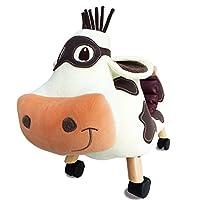 Little Bird Told Me - Moobert Cow - Childs Ride On