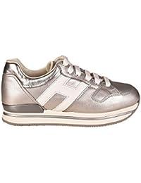 Sneaker Homme, Brun foncé, Cuir, 2017, 40Hogan