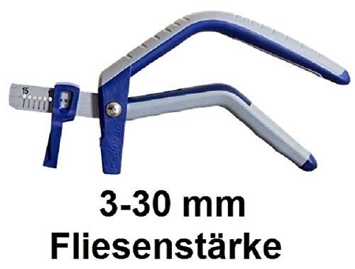Ergonomic Alicate para sistema de nivelación 3–30mm Grosor de baldosas peygran 0200328