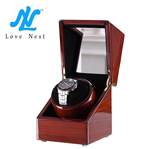 new-style-rubber-wood-love-nest-piano-finish-pure-handmade-wood-single-automatic-watch-winder-box-wi