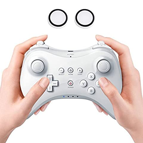 Wireless Controller Gamepad Remote for Nintendo Wii U Pro with