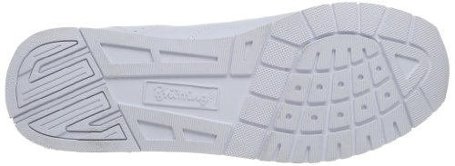 Brütting D. Classic V, Sneakers Basses Mixte Adulte Blanc