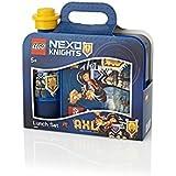 Room Copenhagen LEGO Chima Set Snack, Kunststoff, Nexo Knights Bleu, 45 x 35 x 25 cm