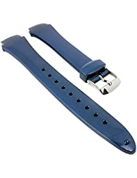 Calypso Watches Ersatzband | Uhrenarmband, Kunststoff Band - alle Modelle K5660, Farbe:blau