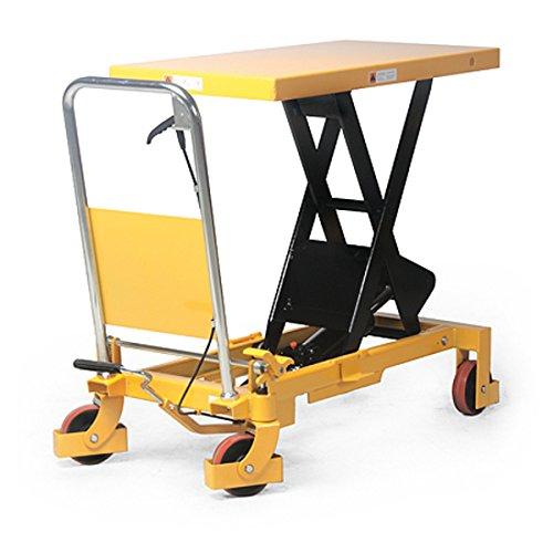 PROTAURUS Hubtischwagen für den innerbetrieblichen Transport