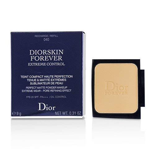 DIOR Gesicht Grundierung Diorskin Forever Extreme Control Refill SPF 25 Nr. 040 Honey Beige 9 g