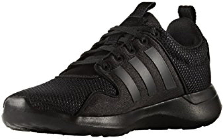 Adidas CF lite Racer, Zapatillas de Deporte para Mujer, Negro (Negbas/Negbas/Negbas 000), 45 1/3 EU