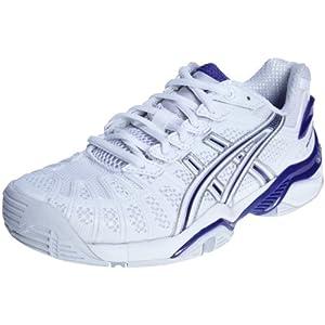 412OGvnvc7L. SS300  - Ascis Women's Gel Resolution 3 W Tennis Shoe