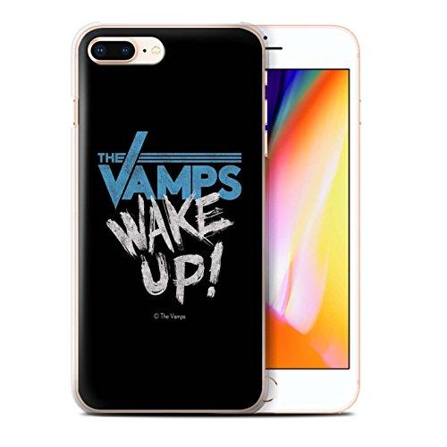 Offiziell The Vamps Hülle / Case für Apple iPhone 8 Plus / Pack 6pcs Muster / The Vamps Graffiti Band Logo Kollektion Aufwachen!
