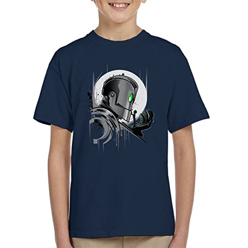 Iron Giant My Giant Friend Kid's T-Shirt
