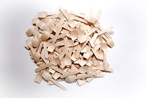 Nature Supplies 4er Set Rustikale Wandregale Aus Massivholz Und Stahl - Leichte Und Stabile Schweberegale Aus Paulowniaholz - 2 Große, 2 Mittlere Regale