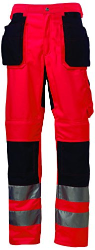 HELLY HANSEN WORKWEAR 76494 BRIDGEWATER - PANTALON DE TRABAJO (CON REFLECTANTES)  34-076494-169-60