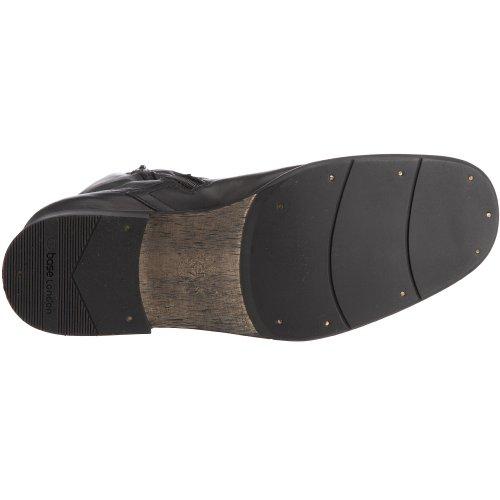 Base London Keystone, Boots homme Noir (Waxy Black)