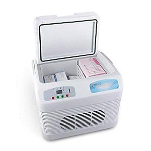 USB Insulin Cooler Case Und Tragbarer Insulin-Kühlschrank & Kleiner Kühlschrank Und Insulin-Kühler Für Reefer Car Insulin Box (36X28X30Cm (14,17X11,02X11,81Inch)