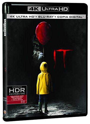 It Blu-Ray Uhd [Blu-ray]