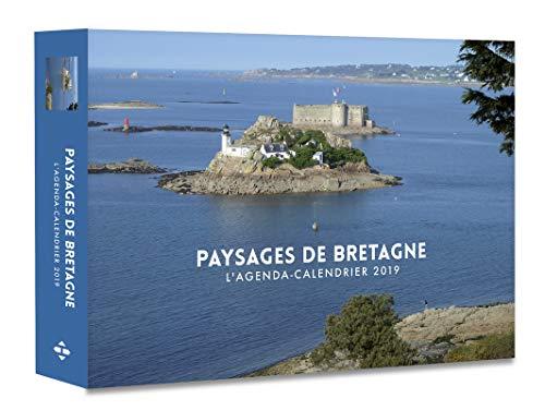 L'agenda-calendrier Paysages de Bretagne 2019