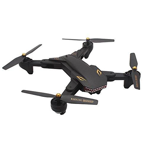 Fenghong Rc Quadcopter Spielzeug, 809S Flugzeuge Antenne Video G-Sensor Shark Drone Wifi Verbindung Leistungsstarke Quadcopter 360 Grad Rolling