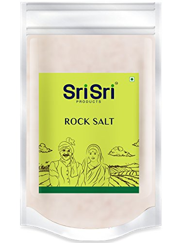 Sri Sri Products Rock Salt - 1kg