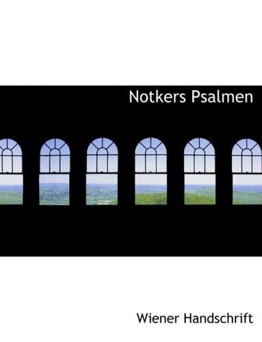 Notkers Psalmen