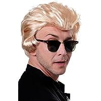 WIG ME UP – Perruque Carnaval perruque Monsieur King ANNÉES 50 Wild One  Horror Rockabilly Punk 1154942c74de