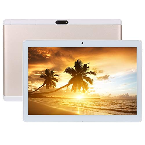 Tablet, Hongsamde HSD-804A 4G Tablet PC, 10,1 Zoll, 2 GB + 32 GB, 4500 mAh Akku, Android 7.0 MT6737 Quad Core 32-Bit 1,3 GHz, Unterstützung for Dual-SIM & Bluetooth & WiFi & G-Sensor & GPS & FM & OTG -