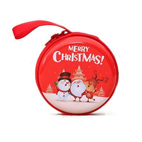 SPFAZJ Weihnachten Strümpfe Weihnachten kleines Geschenk Weihnachten 0 Wallet Hotel Shopping Mall Giveaway Kinder Geschenk Weihnachtsbaum Anhänger