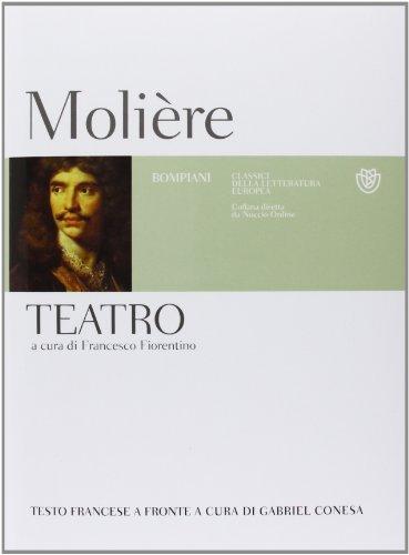 Teatro. Testo francese a fronte