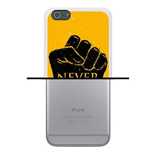 iPhone 6 Plus   6S Plus Hülle, WoowCase Handyhülle Silikon für [ iPhone 6 Plus   6S Plus ] Satz mit Herz - All You Need is Love Handytasche Handy Cover Case Schutzhülle Flexible TPU - Transparent Housse Gel iPhone 6 Plus   6S Plus Transparent D0565