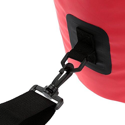 Outdoor Water Dry Bag im Praxis Test: Fakten und Besonderheiten - 9