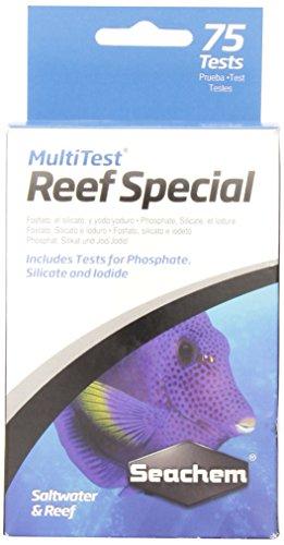 Seachem Multitest Marine Special Test Kit