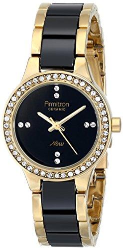 Armitron 75/5210BKGPBK - Reloj para Mujeres