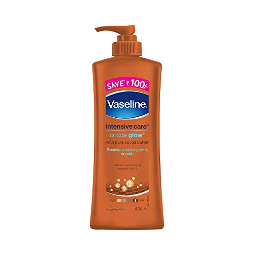 Vaseline Intensive Care Cocoa Glow Body Lotion 1