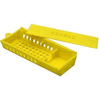 1 x Beekeeping 1L/2pt Shallow Mini Rapid Feeder 412OXpeiVCL
