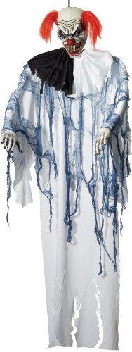 Forum Novelties Fm70981 Hängestütze für 6 'Clown, Weiß, Einheitsgröße (Forum Weiße Kostüm)