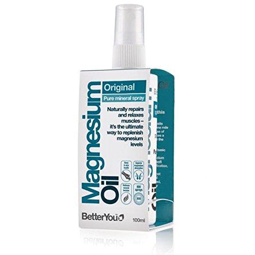Magnesium Oil Original Spray (100ml) - x 2 *Twin DEAL Pack*