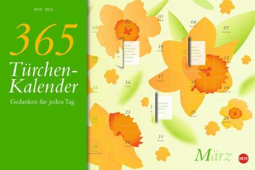 365 Türchen-Kalender Zitate 2015 (2015 Kalender Für Erwachsene)