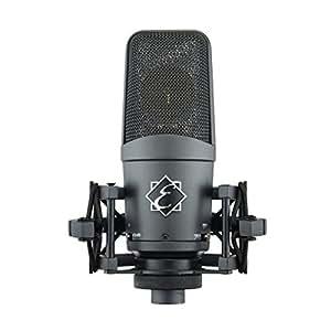 Eagletone SENSE 220 Microphone de studio condensateur Noir