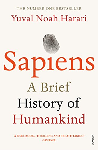 Sapiens: A Brief History of Humankind Test