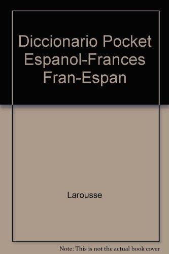 Diccionario Pocket Espanol-Frances Fran-Espan