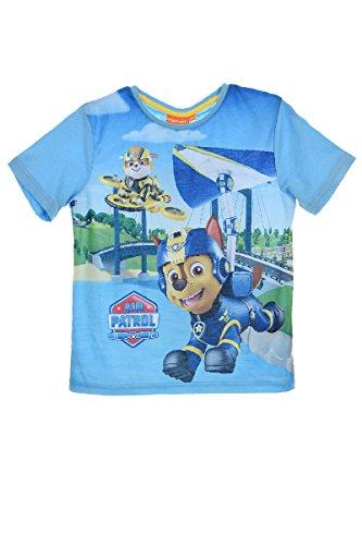 Paw Patrol T-Shirt (4 Jahre, Türkis)