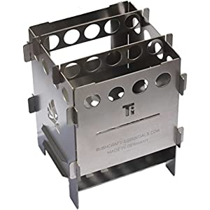 412OhUpnGvL. SS300  - Bushbox Titanium Outdoor Pocket Stove