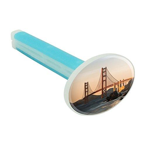 Graphics and More Golden Gate Bridge San Francisco Auto-Lufterfrischer Vent Clip–Frische Bettwäsche Duft (Bereich Bettwäsche)