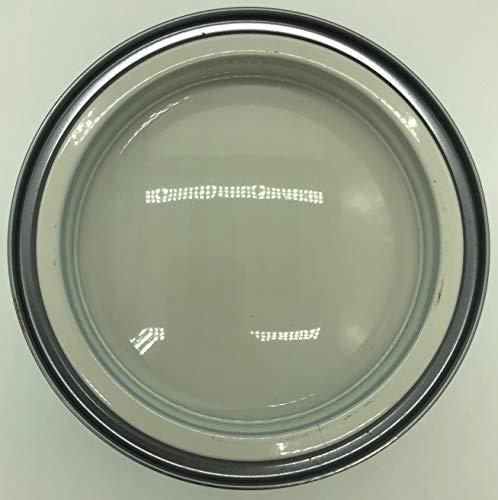PRAXIS Buntlack Alkydharzbasis Hochglanz doppeldeckend für Innen/Außen 1,5L (Kies 7300) -
