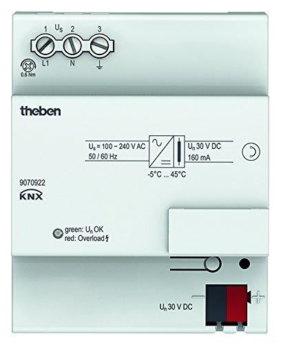 Preisvergleich Produktbild Theben 160 mA Spannungsversorgung EIB/KNX, 9070922