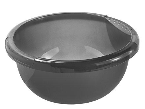 Vasca Da Bagno Plastica : Rotho bacino daily rotondo u rubinetto per vasca da