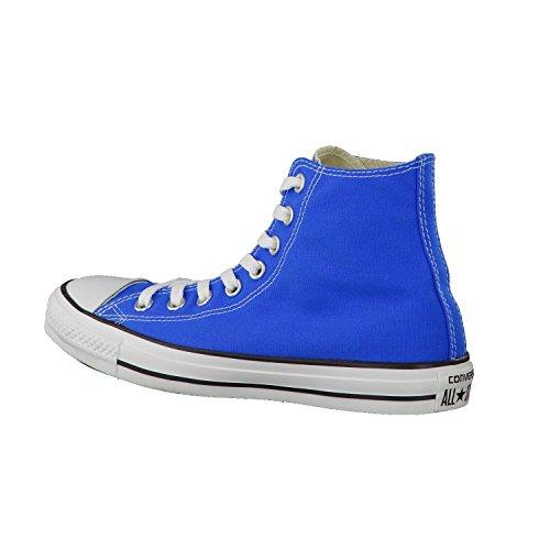 Converse Chuck Taylor All Star Stagione Hi, Unisex Sneaker Blu Elettrico