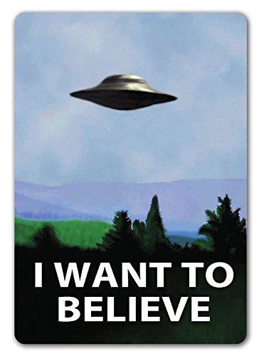x-files-inspired-i-want-to-believe-metal-wall-sign-plaque-alien-poster-mulder-scully