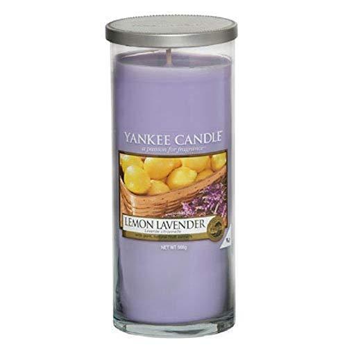 Yankee Candle Grande Candela Pilastro, Lemon Lavender