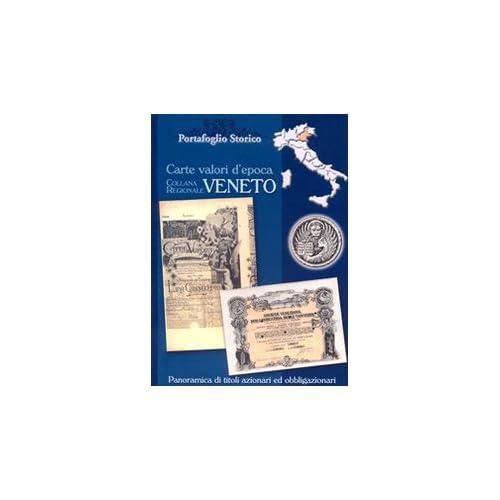 Veneto. Carte Valori D'epoca